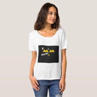 Paris T-Shirts For women