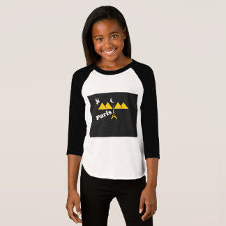 Paris T-Shirts For women..........................