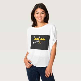 Paris T-Shirts For women,,,