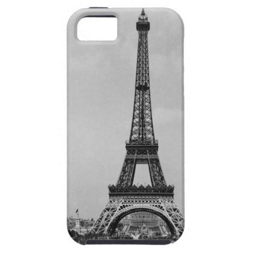 Paris: The Eiffel Tower iPhone 5 Cases