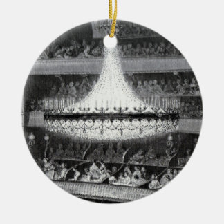 Paris Theater and Stage Ornament