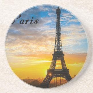 Paris Tour Eiffel in Sunset (St.K) Coaster