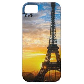 Paris Tour Eiffel in Sunset (St.K) iPhone 5 Cases