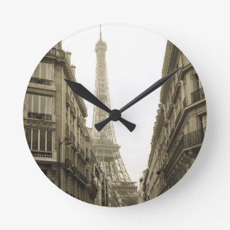 Paris Wallclock