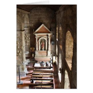 Parish Church of St Joseph, Las Piñas City Greeting Card