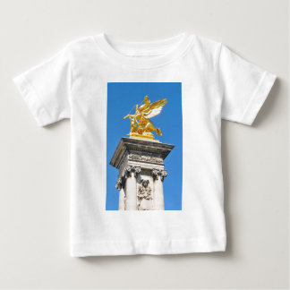 Parisian architecture baby T-Shirt