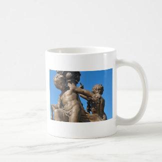 Parisian architecture coffee mug