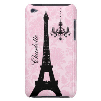 Parisian Damask iPod Touch Case-MateBarely Barely There iPod Cover
