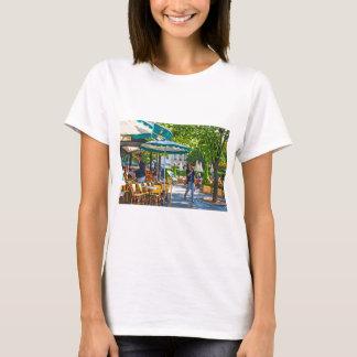 Parisian morning. T-Shirt