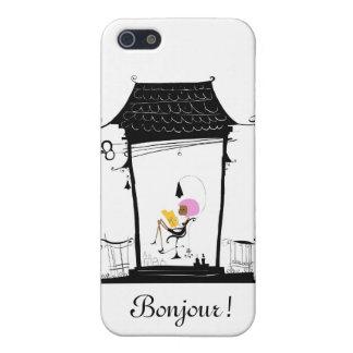 Parisian Pink iPhone 4 Case