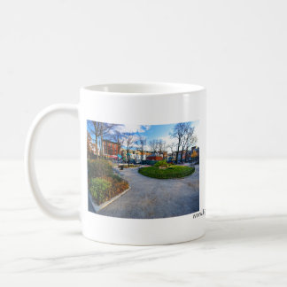 Park at Arthur Avenue mug