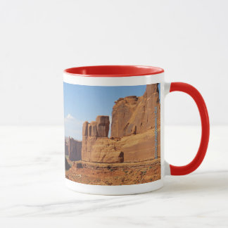 Park Ave - Arches National Park Mug