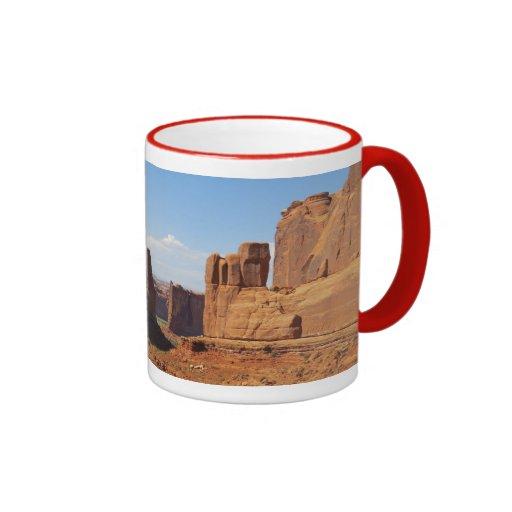 Park Ave - Arches National Park Coffee Mug