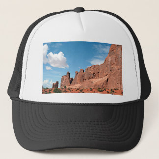 Park Avenue, Arches National Park, Utah Trucker Hat