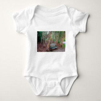 Park Bench 1 Baby Bodysuit