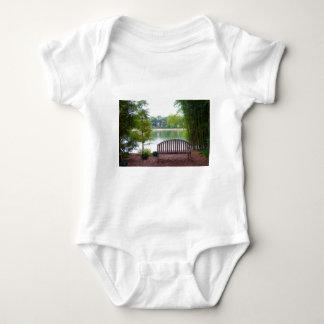 Park Bench 2 Baby Bodysuit