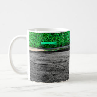 Park Bench Light Mug