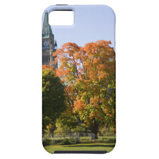 Park beside the Parliment Building in Ottawa, iPhone 5 Covers