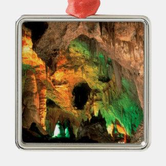 Park Carlsbad Caverns New Mexico Metal Ornament