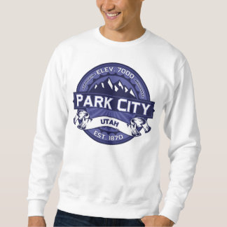 Park City Logo Midnight Sweatshirt