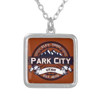 Park City Logo Vibrant Custom Jewelry