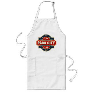 Park City Old Label Long Apron