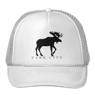 Park City Souvenir Moose Hat