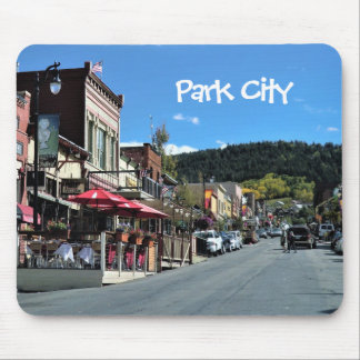 Park City Utah Mouse Pad