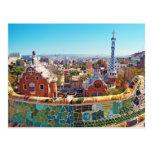 Park Guell, Barcelona - Spain Post Cards