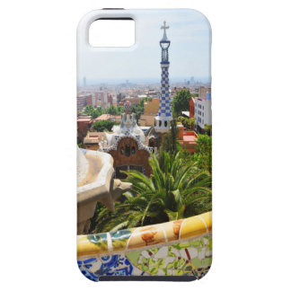Park Guell in Barcelona, Spain Case For The iPhone 5