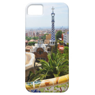 Park Guell in Barcelona, Spain iPhone 5 Cases