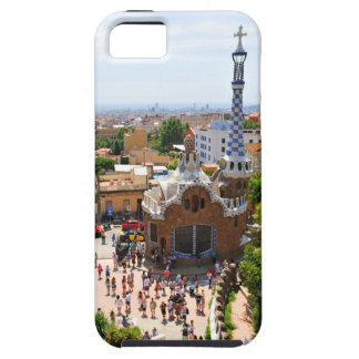 Park Guell in Barcelona, Spain Tough iPhone 5 Case