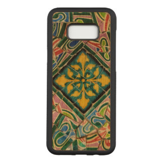 Park Guell mosaics Carved Samsung Galaxy S8+ Case
