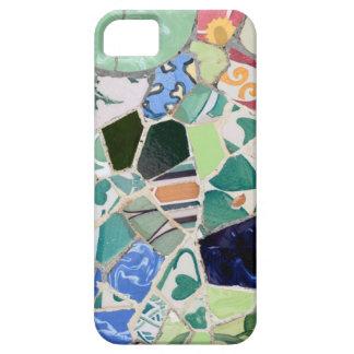 Park Guell mosaics iPhone 5 Case