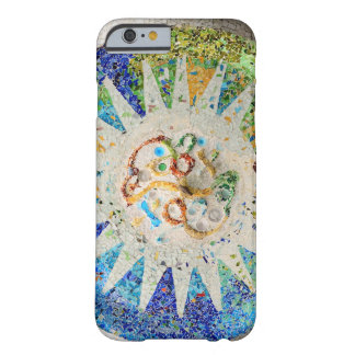 Park Guell mosaics iPhone 6 case