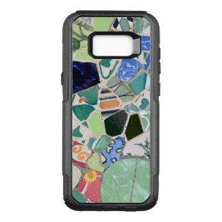 Park Guell mosaics OtterBox Commuter Samsung Galaxy S8+ Case