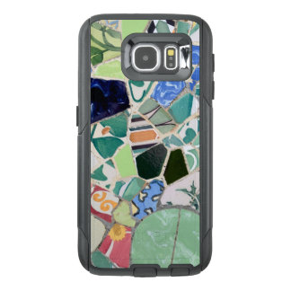 Park Guell mosaics OtterBox Samsung Galaxy S6 Case