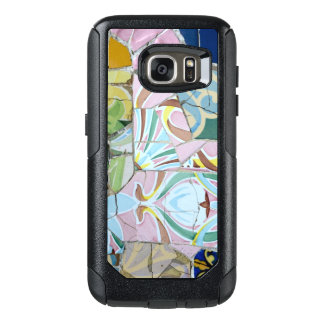 Park Guell mosaics OtterBox Samsung Galaxy S7 Case