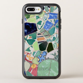 Park Guell mosaics OtterBox Symmetry iPhone 8 Plus/7 Plus Case