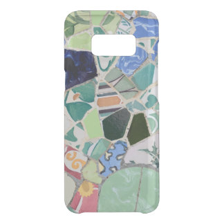 Park Guell mosaics Uncommon Samsung Galaxy S8 Case