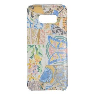 Park Guell mosaics Uncommon Samsung Galaxy S8 Plus Case