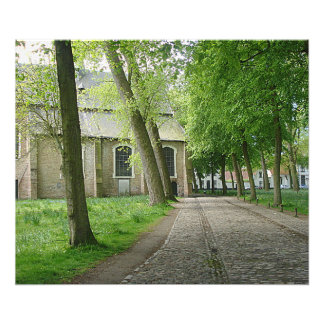 Park in Bruges Photo