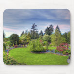 Park in Spring Mousepads