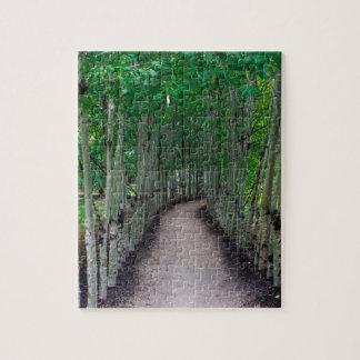 Park Path Jigsaw Puzzle