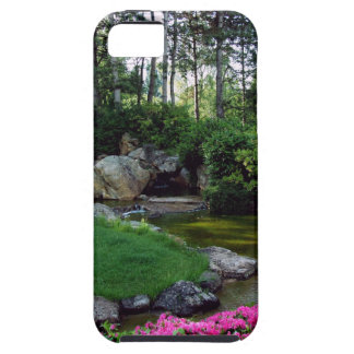 Park Peace Love Colorful Blossoms Garden iPhone 5 Covers
