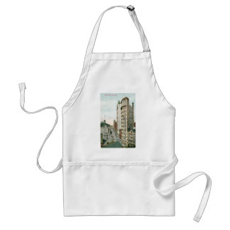 Park Row, New York Standard Apron