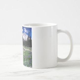 Park Seasonal Beauty Rainier Basic White Mug
