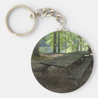 Park Tables Key Ring
