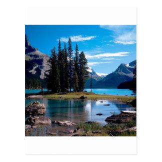 Park The Great Outdoors Jasper Alberta Canada Postcard