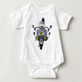 Parka Power  Baby Bodysuit
